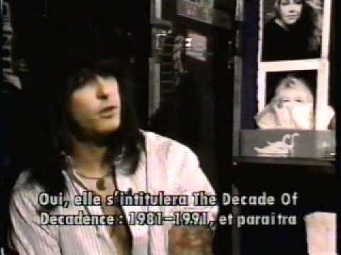 Nikki Sixx Interview June 20-1990-Montreal (Version 2 ...
