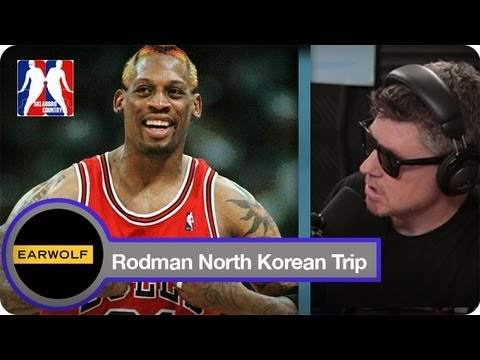 Rodman's North Korean Trip | Sklarbro Country | Video Podcast Network