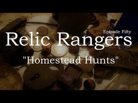 Metal Detecting Early American Settler Homestead Sites In The Pacific Northwest - Relic Rangers