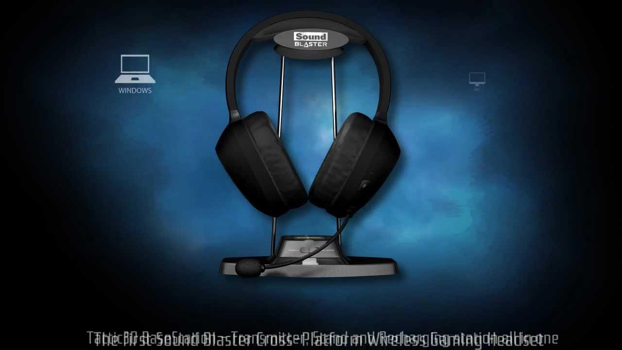 Wrath driver sound wireless blaster tactic3d