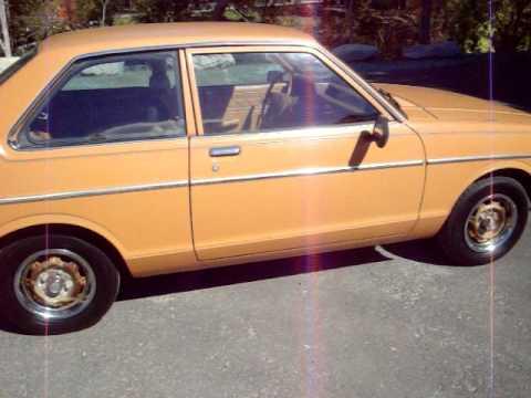 1981 DATSUN 210   Doovi