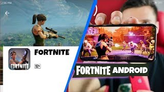 How to download FORTNITE ANDROID GAME CLONE IN INDIA FULL DITAILS (HINDI)