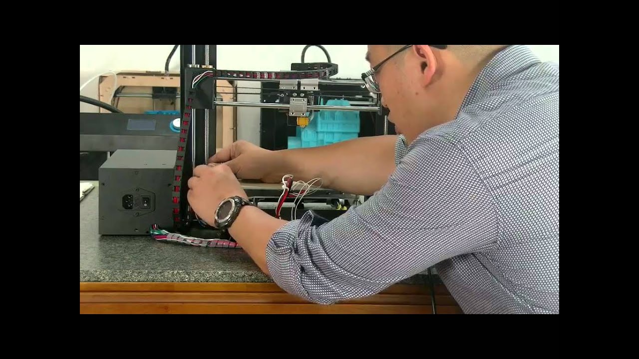 How to adjust the height of couplers of Wanhao Duplicator i3