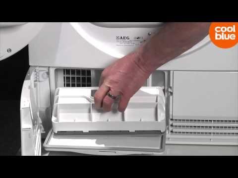 AEG Lavatherm 75470 videoreview en unboxing (NL/BE)