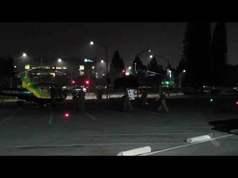 Ballots arriving by air in Los Angeles County