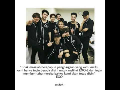 quotes exo to exo l ♥