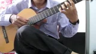 NEGERI DI AWAN - Andre Manika/Katon Bagaskara - Arr. Solo Guitar : Jubing Kristianto