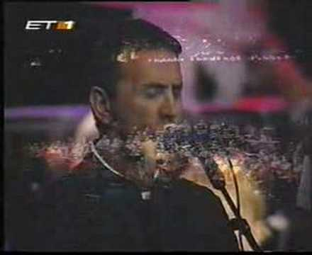 Dalaras - San ton metanasti (live, 2001)