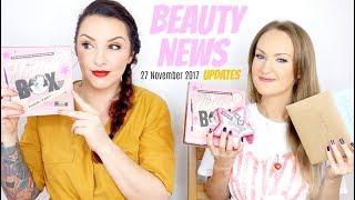 Beauty News - 27 November 2017 | Updates |