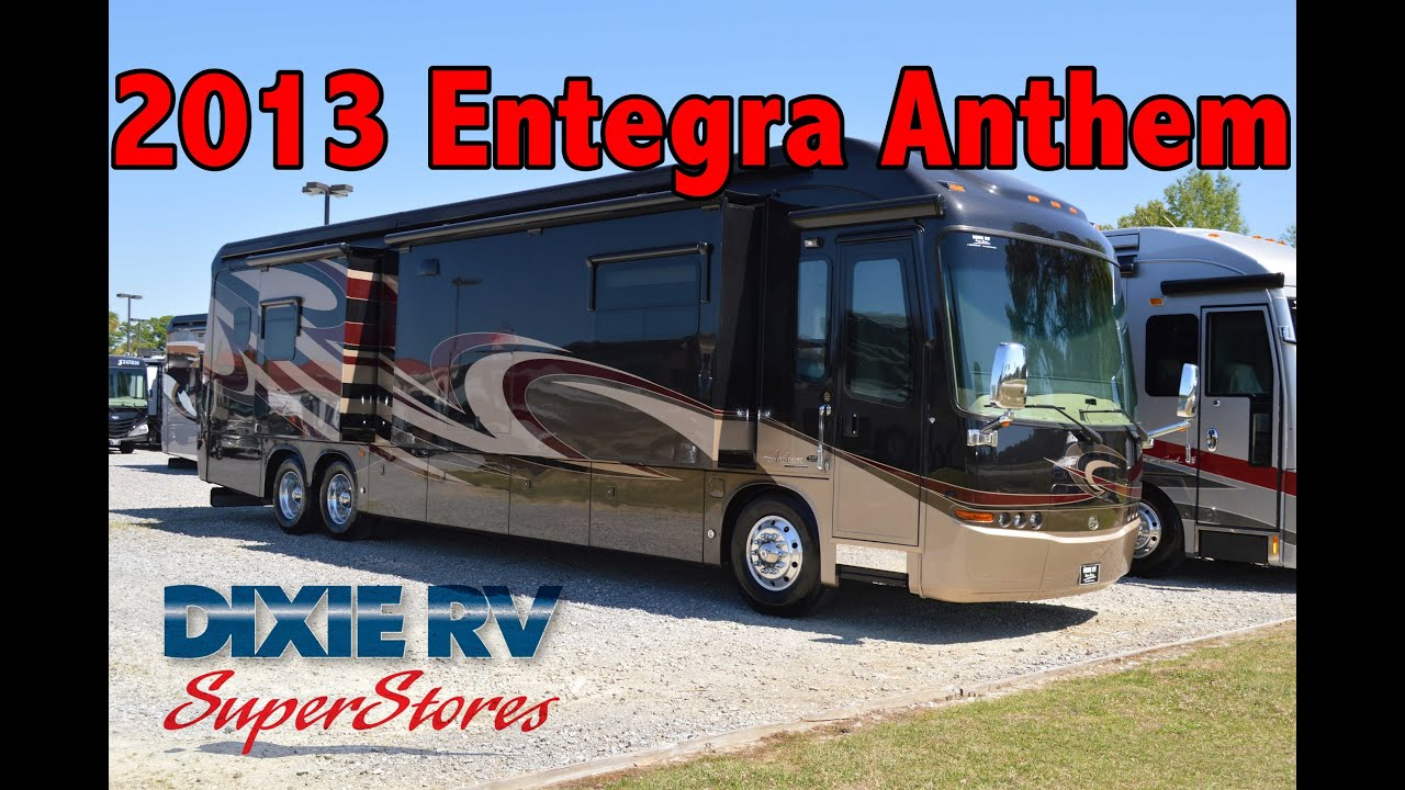 2013 Entegra Anthem Coach For Sale Dixie RV Hammond, Louisiana