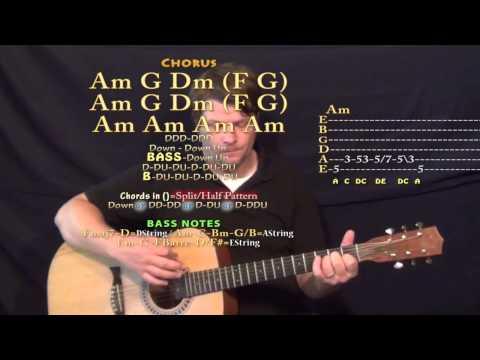 Dark Times (The Weeknd) Guitar Lesson Chord Chart - YouTube