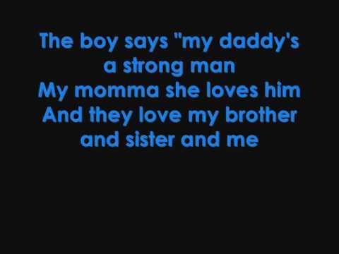 Martina McBride - House of A Thousand Dreams lyrics