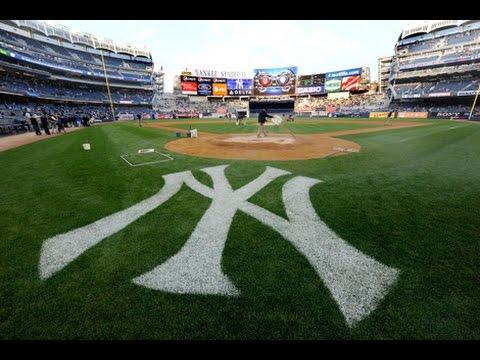 New York, New York: A day at Yankee Stadium