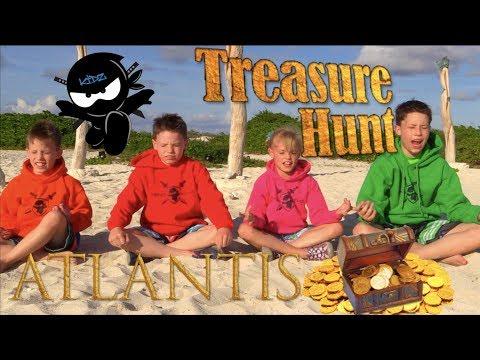 Treasure Hunt on Paradise Island