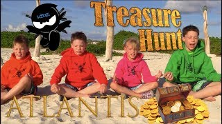 Treasure Hunt on Paradise Island
