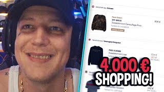 4.000 € Shopping Stream! 😱 Geldverschwendung? 🤔 | MontanaBlack Highlights