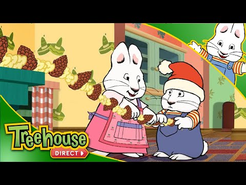 Max And Ruby | Winter HOLIDAY HD Compilation! | Funny Cartoons For Kids By Treehouse Direct