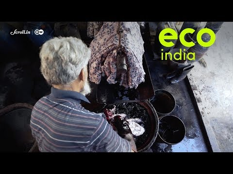 How handloom makers in Gujarat are reviving the traditional, eco-friendly art of Batik printing