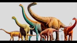 Top5 #1 Najwieksze dinozaury na naszej planecie!