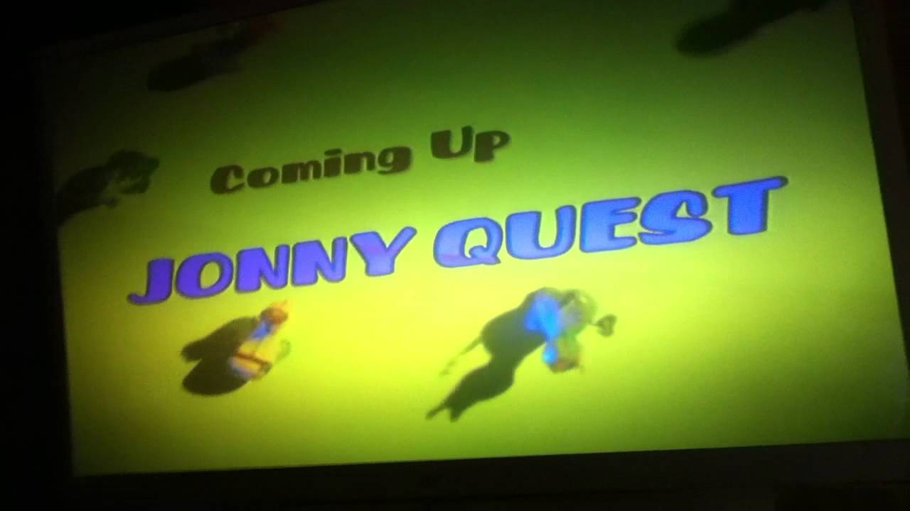 Boomerang Promo: Up Next Jonny Quest