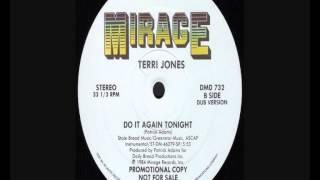 Terri Jones-Do It Again Tonight (Dub)