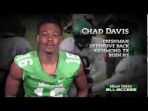 Freshman Chad Davis sits down with All-Access