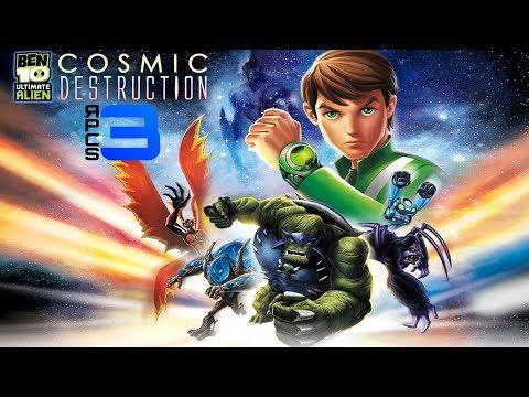 Ben 10 Ultimate Alien: Cosmic Destruction - RPCS3 TEST (Playable)