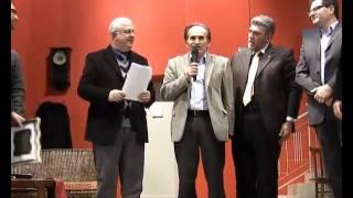 ALCAMO - Premiazione della seconda rassegna del teatro amatoriale.