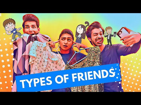 Types Of Friends | Rimorav Vlogs