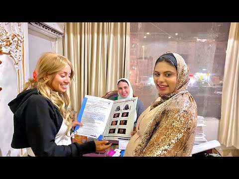 روحنا نتأكد من جنس البيبي دنيا انصدمت من وزنها 😂 محمد مبروك و دنيا - Mohamed Mabrok