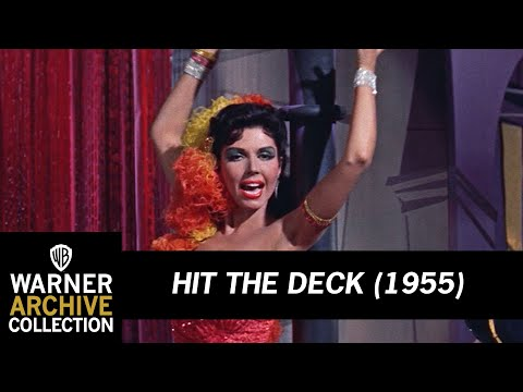 Hit The Deck (1955) – The Lady From Bayou - Ann Miller