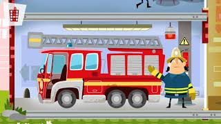 Tiny Fire Station Kids Games Funny Ios Android Games
