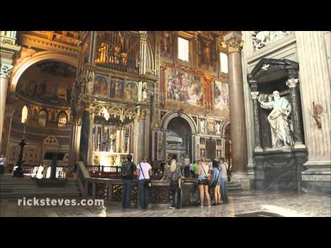 Rome, Italy: On the Pilgrimage Trail