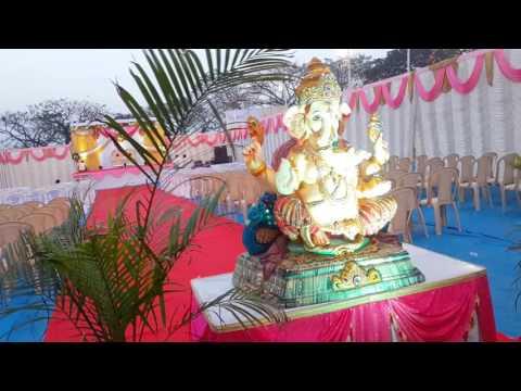 Mandap decoration at naigaon .juchnadra 8087071998