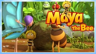 Maya the bee - Episode 12 - Royal Outing