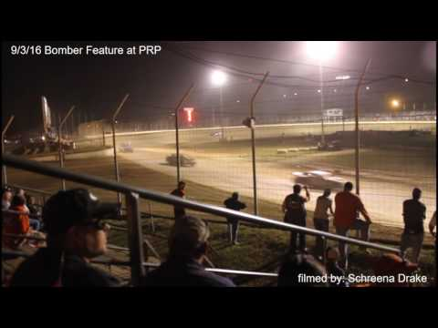 9/3/16 Bomber Feature at Portsmouth Raceway Park