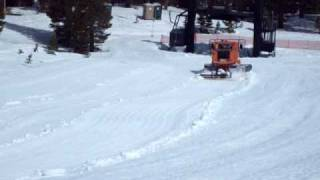 Tucker Sno-Cat - Tiller Part (3)