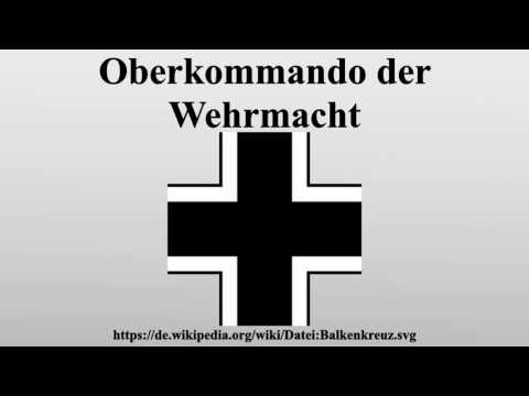 Oberkommando der Wehrmacht