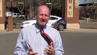 iwis Donates Electric Car to Murray State