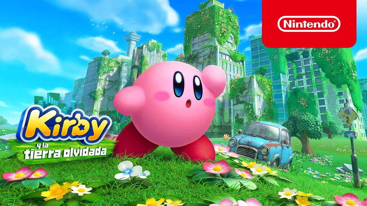 Download Kirby y la tierra olvidada – ¡A la venta en primavera de 2022! (Nintendo Switch)
