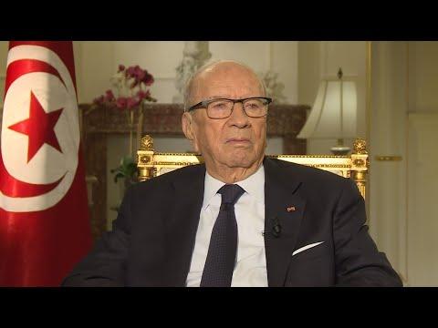 السبسي: قرار وضع تونس على قائمة الملاذات الضريبية ظالم ولابد من التراجع عنه  - 22:22-2017 / 12 / 14