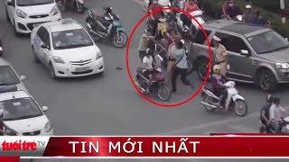 ⚡ Tin mới nhất   Hỗn chiến sau va chạm giao thông, một người nhập viện