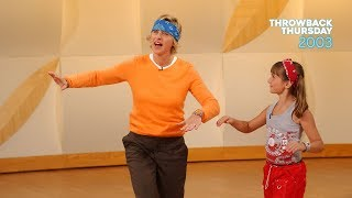 #TBT Missy Elliott Dancer Alyson Stoner Shows Ellen Her Best Moves
