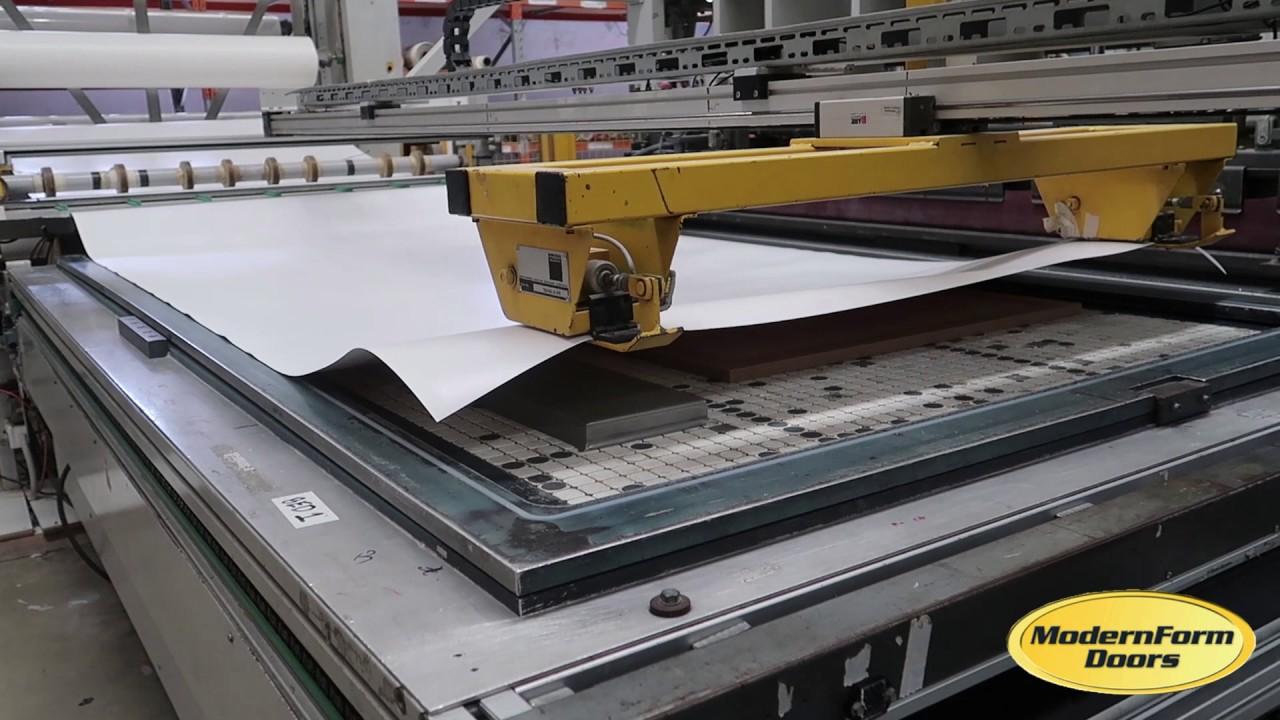 Vinyl-Wrap Door Process - Pressure \u0026 Heat Press System & Vinyl-Wrap Door Process - Pressure \u0026 Heat Press System - YouTube Pezcame.Com