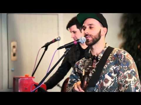 Express Rocks: X Ambassadors  Music & Interview in the CD1025 Big Room