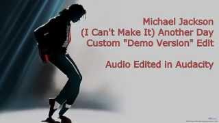 Michael Jackson- (I Can