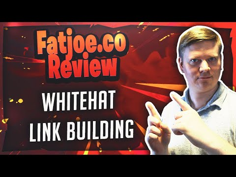 FatJoe.co Review - Whitehat Link Building Outreach