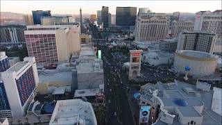 Las Vegas Drone Tour Part 1