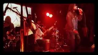 "Cornell Campbell ""Mash You Down"" live Los Angeles June 26, 2013"