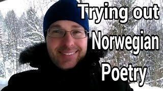 A Non-Norwegian Trying To Read A Norwegian Winter Poem | AmeriNorge